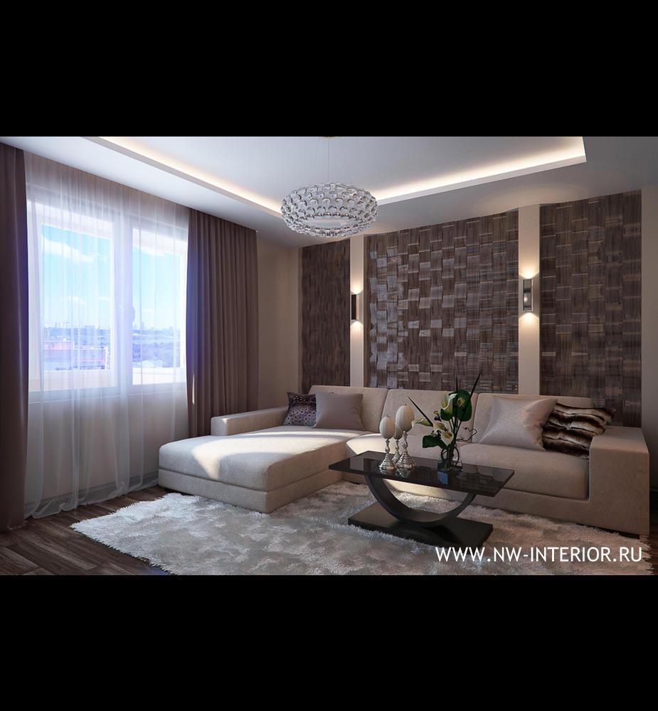 Дизайн проект квартир п-111м